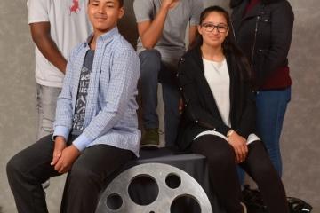 Projection du film primé par le Jury Jeune public CINEMED 2017