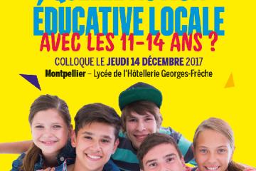 Colloque Francas : Quelle action éducative locale avec les adolescents ?