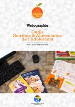 Webographie : Outils Nutrition et Alimentation de l'Adolescent