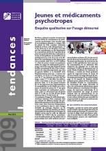 Médicaments psychotropes - Enquête qualitative sur l'usage détourné de médicaments par les jeunes